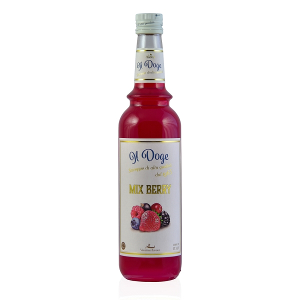 Il Doge Sirup Fruchtmix - Mix Berry 0,7 ltr.