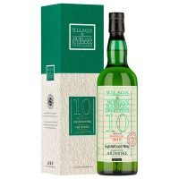 Ardmore Whisky 10 Jahre (2010-21) Islay Cask Finish, 60,3% 0,7 ltr.