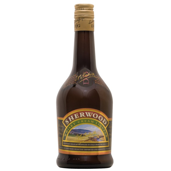 Sherwood Whisky Cream Liqueur, 17% Vol. 0,7 ltr.