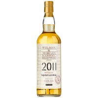W&M Caol Ila Whisky 6 Jahre (2011-17) Bourbon Cask Finish, 46% 0,7 ltr.