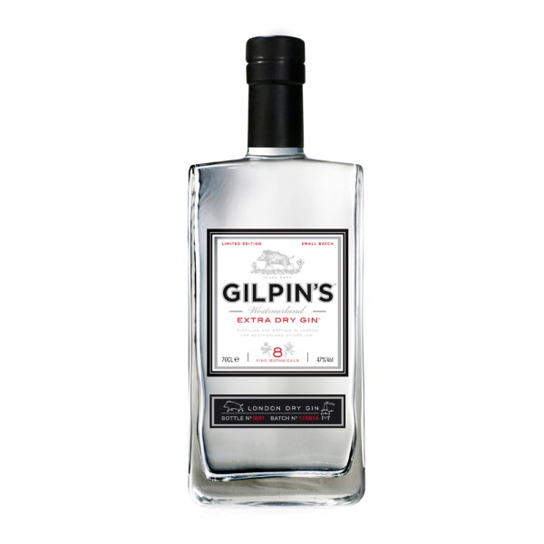 Gilpin´s Westmoreland Extra Dry Gin / 47% Vol. 0,7 ltr. / Premium