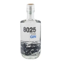8025 Genuine Alpine Gin, 40% Vol. 0,5 ltr.