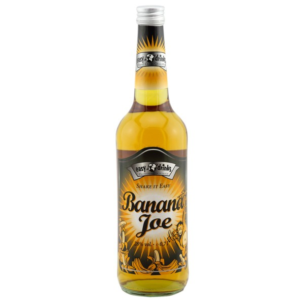 Banana Joe, 28% Vol. 0,7 ltr.