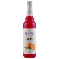 Il Doge Sirup Orange 0,7 ltr.