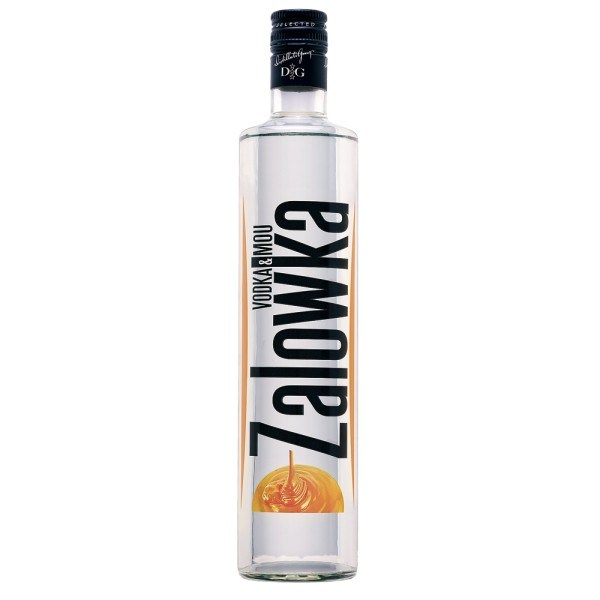 ZALOWKA Vodka & Karamell, 21% Vol. 0,7 ltr.