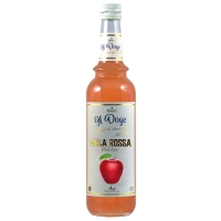 Il Doge Sirup Roter Apfel 0,7 ltr.