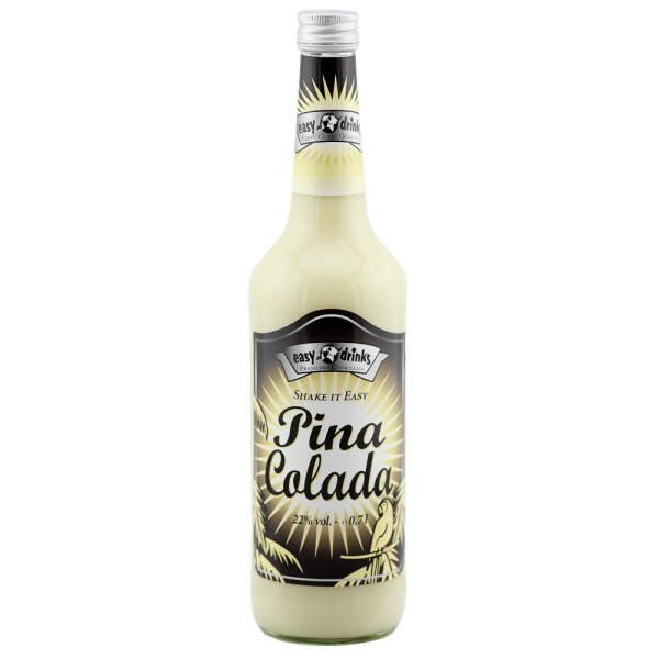 Pina Colada / Fertigcocktail / 22% Vol. 0,7 ltr. / easy drinks
