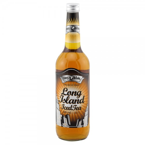 Long Island Iced Tea, 38% Vol. 0,7 ltr.