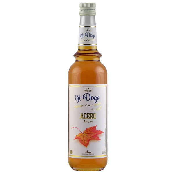 Il Doge Sirup Ahorn 0,7 ltr.