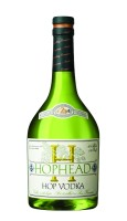 Hophead Vodka, 45% Vol. 0,7 ltr.