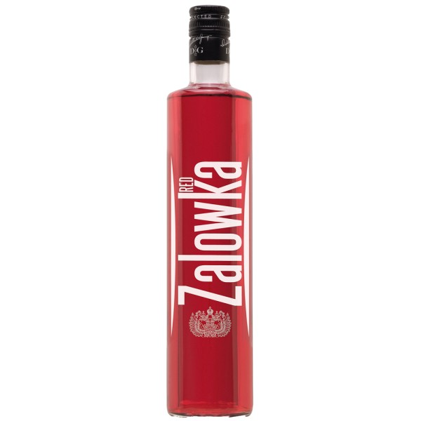 ZALOWKA Red, 21% Vol. 0,7 ltr.