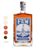 FEW Straight Rey Whiskey, 46,5% Vol. 0,7 ltr.