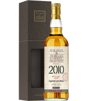 W&M Caol Ila Whisky 10 Jahre (2010-20) Sherry Cask Finish, 57,1% 0,7 ltr. 100 UK Proof