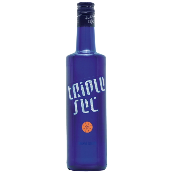 Triple Sec Blue, 24% Vol. 0,7 ltr.