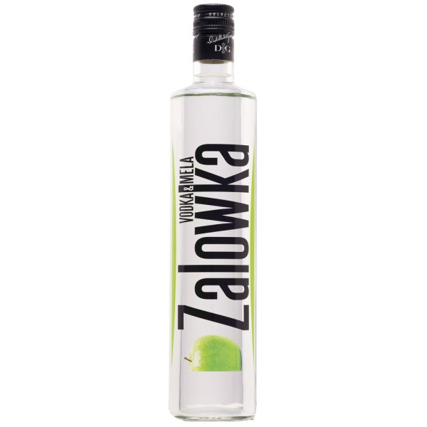 ZALOWKA Vodka & Apfel, 21% Vol. 0,7 ltr.