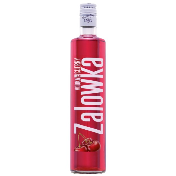 ZALOWKA Vodka & Cherry, 21% Vol. 0,7 ltr.