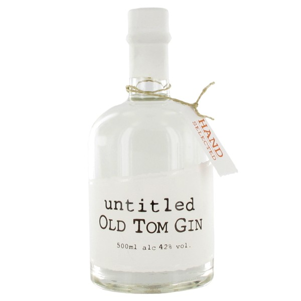 Untitled Old Tom Gin, 42% Vol. 0,5 ltr.