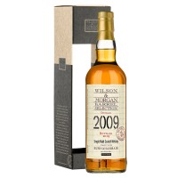 W&M Bunnahabhain 10 Jahre (2009-19) First Fill Sherry Wood, 48% 0,7 ltr.