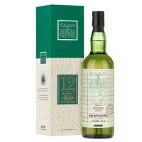 W&M Caol Ila Whisky 12 Jahre (2007-2019) Traditional Oak, 55,8% 0,7 ltr.