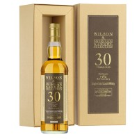 W&M Invergordon Single Grain Whisky 30 Jahre Sherry Wood (1984-2015) 57% 0,7 ltr.