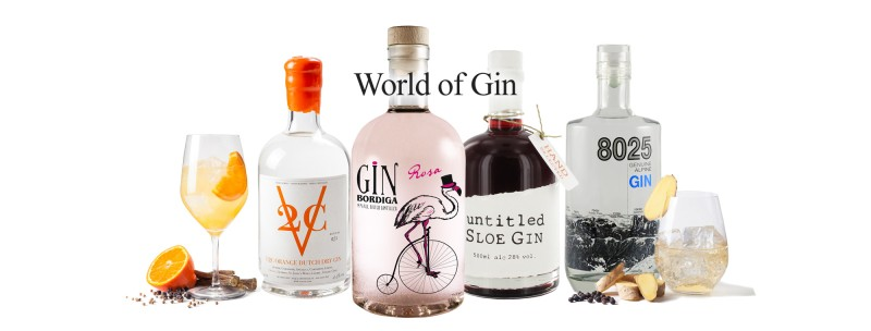 The world of Gin im easy drinks Shop entdecken