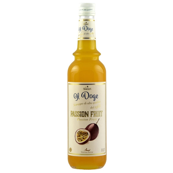 Il Doge Sirup Passion Fruit - Maracuja 0,7 ltr.