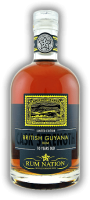 Rum Nation British Guyana 10 Jahre Cask Strength, 56,4% Vol. 0,7 ltr.