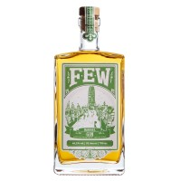 "FEW Barrel Gin / 46,5% Vol. 0,7 ltr. / American ""Grain-to-Glass"" Gin"