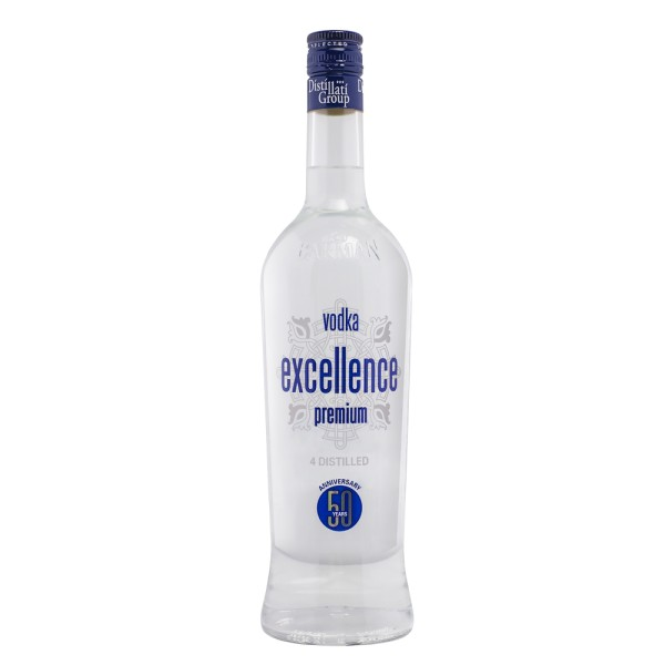 Excellence Premium Vodka, 38% Vol. 1,0 ltr.