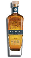 Grander Natural Panama Rum 8 Jahre Single Barrel, 54,5% Vol. 0,7 ltr.