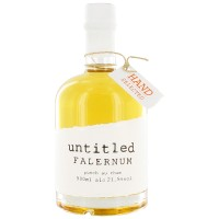 untitled Falernum, 21,5% Vol. 0,5 ltr.