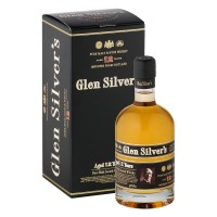 Glen Silvers 12 Jahre, pure Malt Scotch Whisky, 40% Vol. 0,7 ltr.