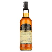 W&M House Malt Islay Whisky 5 Jahre (2015-2019) 43% 0,7 ltr.