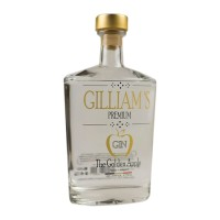 Gilliams Gin, 41% Vol. 0,5 ltr.