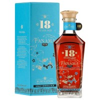 Rum Nation Panama 18 Jahre Decanter, 40% Vol. 0,7 ltr.